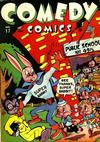 Cover for Comedy Comics (Marvel, 1942 series) #17