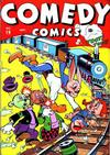 Cover for Comedy Comics (Marvel, 1942 series) #19