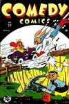 Cover for Comedy Comics (Marvel, 1942 series) #22