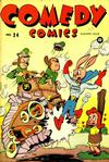 Cover for Comedy Comics (Marvel, 1942 series) #24