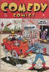 Cover for Comedy Comics (Marvel, 1942 series) #25