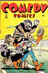 Cover for Comedy Comics (Marvel, 1942 series) #26