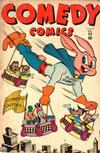 Cover for Comedy Comics (Marvel, 1942 series) #28