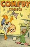 Cover for Comedy Comics (Marvel, 1942 series) #29
