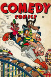 Cover for Comedy Comics (Marvel, 1942 series) #30