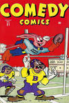 Cover for Comedy Comics (Marvel, 1942 series) #31