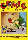 Cover for Comic Comics (Fawcett, 1946 series) #4