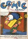 Cover for Comic Comics (Fawcett, 1946 series) #5