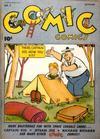 Cover for Comic Comics (Fawcett, 1946 series) #7