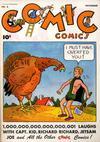 Cover for Comic Comics (Fawcett, 1946 series) #8
