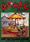 Cover for Comic Comics (Fawcett, 1946 series) #9