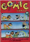 Cover for Comic Comics (Fawcett, 1946 series) #10