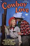 Cover for Cowboy Love (Fawcett, 1949 series) #2