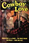 Cover for Cowboy Love (Fawcett, 1949 series) #5