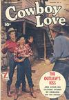 Cover for Cowboy Love (Fawcett, 1949 series) #6