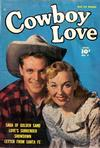 Cover for Cowboy Love (Fawcett, 1949 series) #9