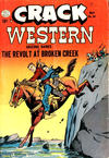 Cover for Crack Western (Quality Comics, 1949 series) #84