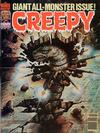 Cover for Creepy (Warren, 1964 series) #102