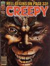 Cover for Creepy (Warren, 1964 series) #110