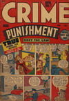 Cover for Crime and Punishment (Lev Gleason, 1948 series) #1
