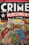 Cover for Crime and Punishment (Lev Gleason, 1948 series) #20