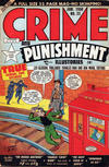 Cover for Crime and Punishment (Lev Gleason, 1948 series) #22