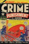 Cover for Crime and Punishment (Lev Gleason, 1948 series) #32