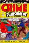 Cover for Crime and Punishment (Lev Gleason, 1948 series) #34
