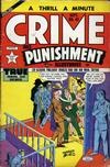 Cover for Crime and Punishment (Lev Gleason, 1948 series) #42