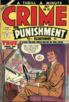 Cover for Crime and Punishment (Lev Gleason, 1948 series) #52