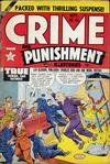 Cover for Crime and Punishment (Lev Gleason, 1948 series) #54