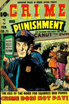 Cover for Crime and Punishment (Lev Gleason, 1948 series) #71