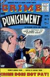 Cover for Crime and Punishment (Lev Gleason, 1948 series) #72
