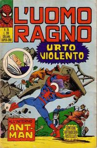 Cover Thumbnail for L'Uomo Ragno [Collana Super-Eroi] (Editoriale Corno, 1970 series) #26
