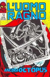 Cover Thumbnail for L'Uomo Ragno [Collana Super-Eroi] (Editoriale Corno, 1970 series) #114