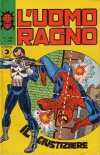 Cover Thumbnail for L'Uomo Ragno [Collana Super-Eroi] (Editoriale Corno, 1970 series) #149