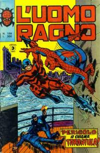 Cover Thumbnail for L'Uomo Ragno [Collana Super-Eroi] (Editoriale Corno, 1970 series) #158