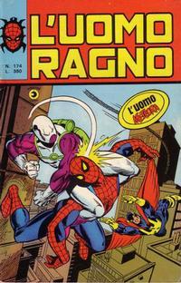 Cover Thumbnail for L'Uomo Ragno [Collana Super-Eroi] (Editoriale Corno, 1970 series) #174