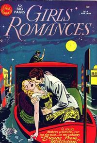 Cover Thumbnail for Girls' Romances (DC, 1950 series) #8