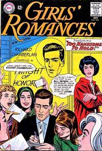 Cover Thumbnail for Girls' Romances (DC, 1950 series) #104