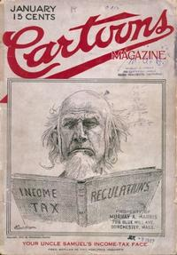 Cover Thumbnail for Cartoons Magazine (H. H. Windsor, 1913 series) #v5#1 [25]