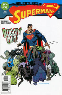Cover Thumbnail for Adventures of Superman (DC, 1987 series) #621