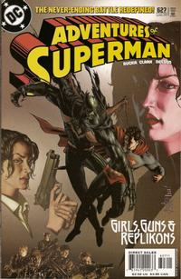 Cover Thumbnail for Adventures of Superman (DC, 1987 series) #627 [Direct Sales]