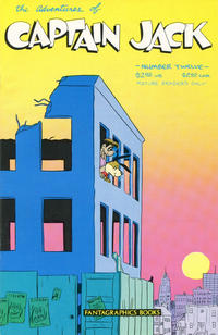Cover Thumbnail for The Adventures of Captain Jack (Fantagraphics, 1986 series) #12