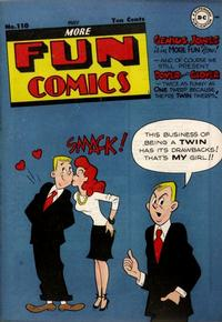 Cover Thumbnail for More Fun Comics (DC, 1936 series) #110