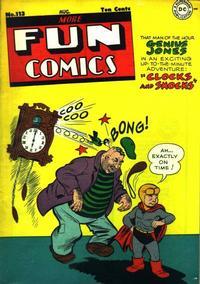 Cover Thumbnail for More Fun Comics (DC, 1936 series) #113