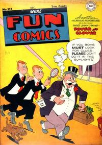 Cover Thumbnail for More Fun Comics (DC, 1936 series) #117