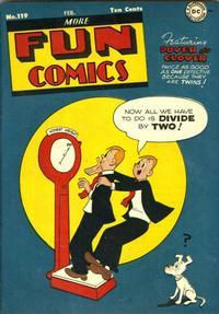Cover Thumbnail for More Fun Comics (DC, 1936 series) #119