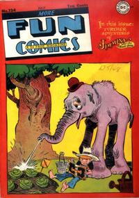 Cover Thumbnail for More Fun Comics (DC, 1936 series) #124