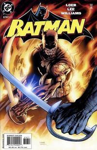 Cover Thumbnail for Batman (DC, 1940 series) #616 [Direct Sales]